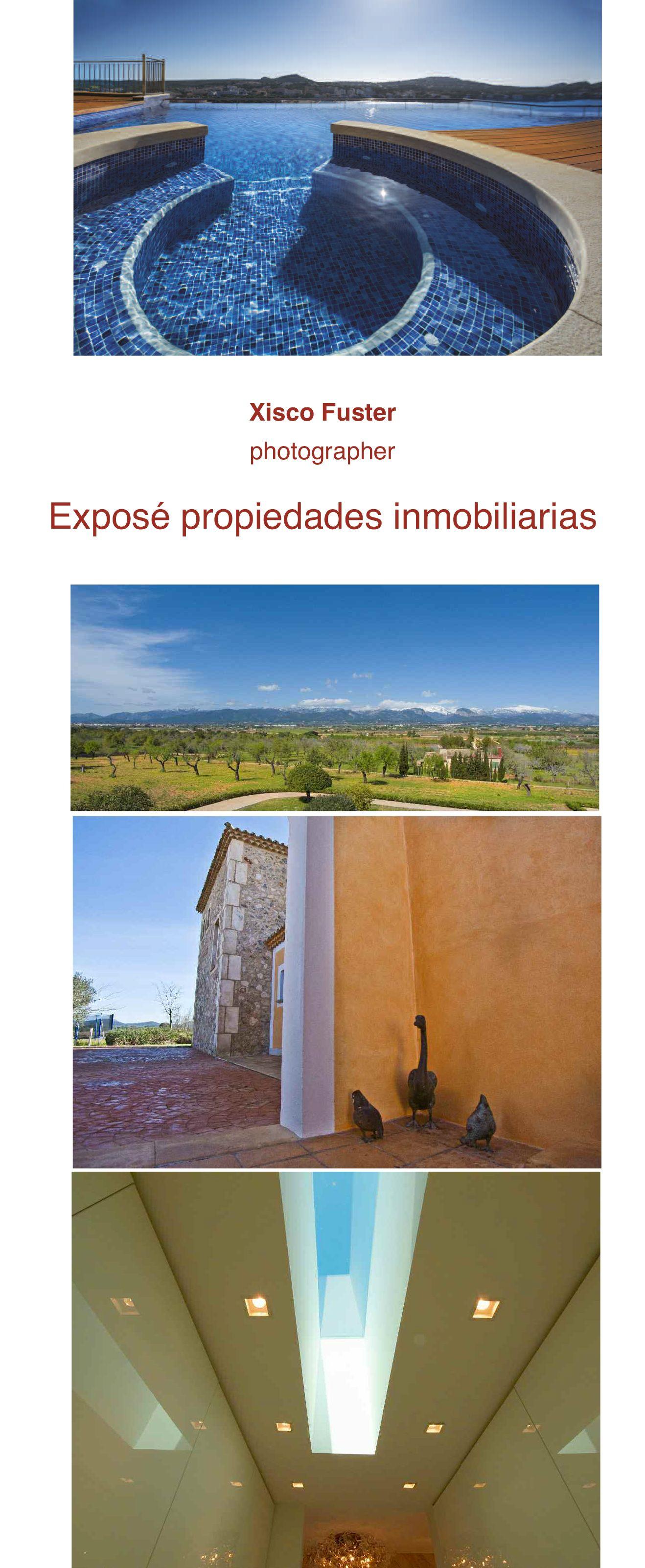 pdf con fotografía arquitectónica