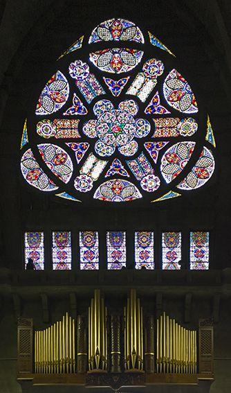 vidriera catedral manizales